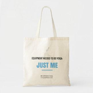 "Bolsa Tote A ""ioga é para todos"" - Jen Atkinson"