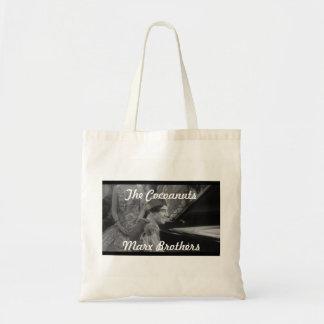 Bolsa Tote A sacola de Cocoanuts Chico Marx