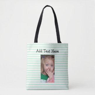 Bolsa Tote Adicione sua imagem favorita a esta sacola