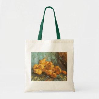 Bolsa Tote Ainda vida com as peras do marmelo por Vincent van