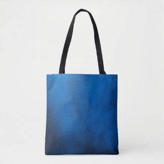 Bolsa Tote Azul abstrato