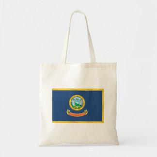 Bolsa Tote Bandeira de IDAHO -