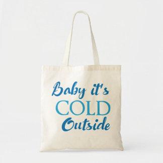 Bolsa Tote Bebê é parte externa fria