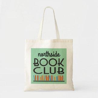 Bolsa Tote Clube de leitura com estilo conhecido feito sob