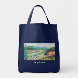 Bolsa Tote Compre o saco de compras local
