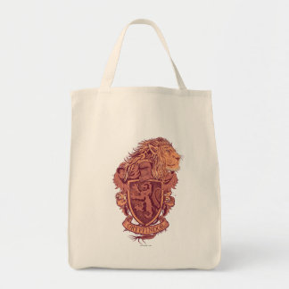 Bolsa Tote Crista do leão de Harry Potter | Gryffindor