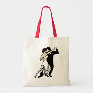 Bolsa Tote Dançarinos do tango