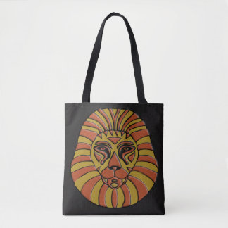 Bolsa Tote Design #7 do leão