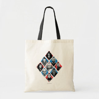 Bolsa Tote Diamante Checkered do grupo de trabalho X do