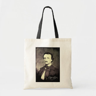 Bolsa Tote Edgar Allan Poe *Restored & Refinished*