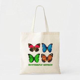Bolsa Tote Efeito de borboleta