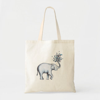 Bolsa Tote Elefante do bebê