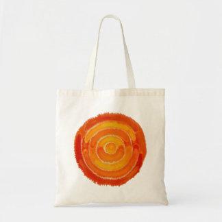 Bolsa Tote Em segundo arte cura #1 de Chakra