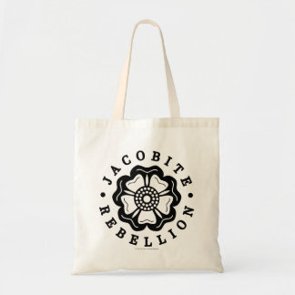Bolsa Tote Emblema da rebelião do Outlander | Jacobite