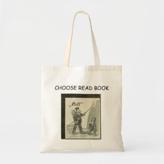 Bolsa Tote Escolha a leitura!