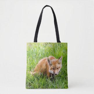 Bolsa Tote Fox Cub