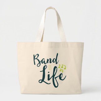 Bolsa Tote Grande A banda é vida