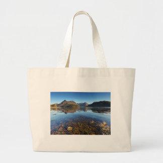 Bolsa Tote Grande Glencoe e Ballachulish, Scotland