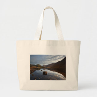 Bolsa Tote Grande Loch Etive. Glencoe nas montanhas escocesas