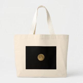 Bolsa Tote Grande Lua azul