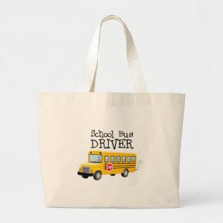 Bolsa Tote Grande Motorista de auto escolar