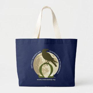 Bolsa Tote Grande Os bolsas (cores escuras)