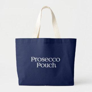 Bolsa Tote Grande Sacola do malote de Prosecco