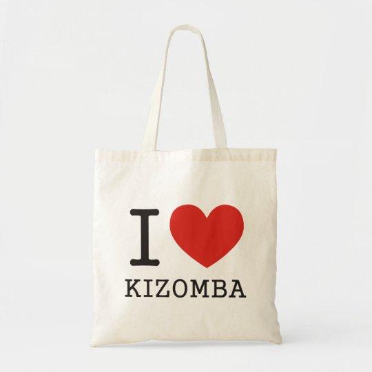 Bolsa Tote I love Kizomba