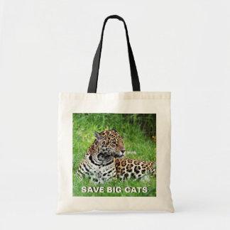 Bolsa Tote Jaguar