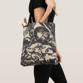 Bolsa Tote Legenda animal Tierlegende