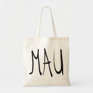 Bolsa Tote Logotipo de Mau