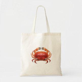 Bolsa Tote Low Poly Crab Bag