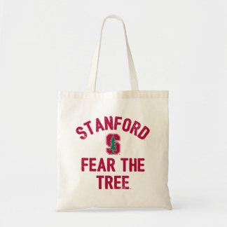 Bolsa Tote Medo da Universidade de Stanford | a árvore de