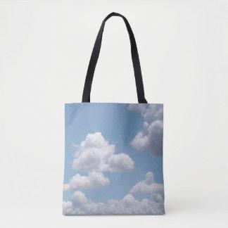 Bolsa Tote Nuvens do conto de fadas