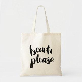 Bolsa Tote Praia