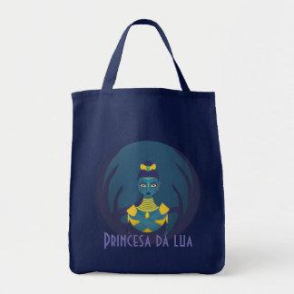 Bolsa Tote Princesa da lua