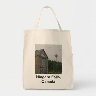 Bolsa Tote Saco do centro de acolhimento de Niagara Falls