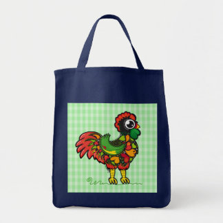 Bolsa Tote Saco do galo de Barcelos do português