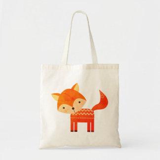 Bolsa Tote Sacola do Fox vermelho