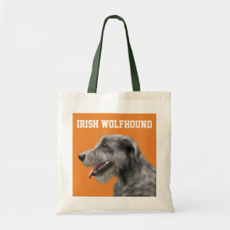 Bolsa Tote Sacola do Wolfhound irlandês