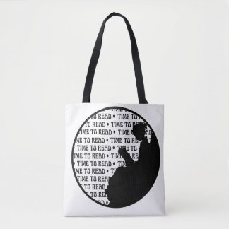 Bolsa Tote Senhora sacola da leitura do vintage para amantes