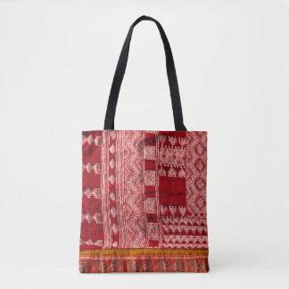 Bolsa Tote Tapete vermelho no mercado