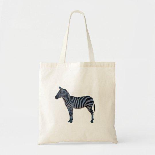 Bolsa Tote Zebra