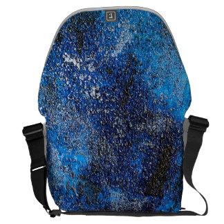 Bolsas Mensageiro Cosmos azul #1