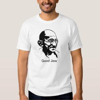 Bom judeu de Gandhi Camiseta