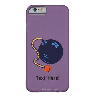 BOMBA VELHA CAPA BARELY THERE PARA iPhone 6