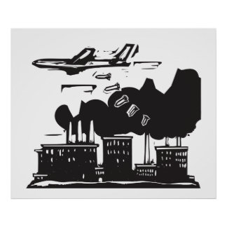 Bombardeio da fábrica