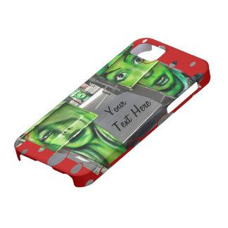 Bombas da arfada capa para iPhone 5