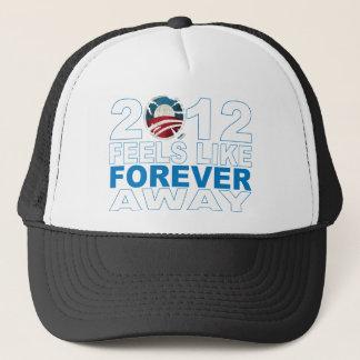 Boné 2012 sentem como o FOREVER afastado