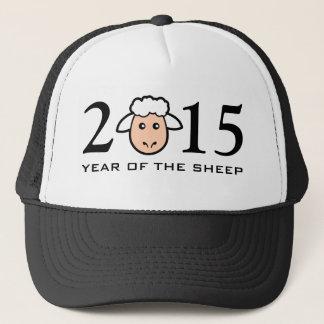 Boné 2015 anos dos carneiros